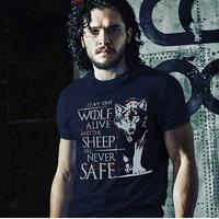 High Q Unisex Game Of Thrones A Song Of Ice And Fire Night S Watch T