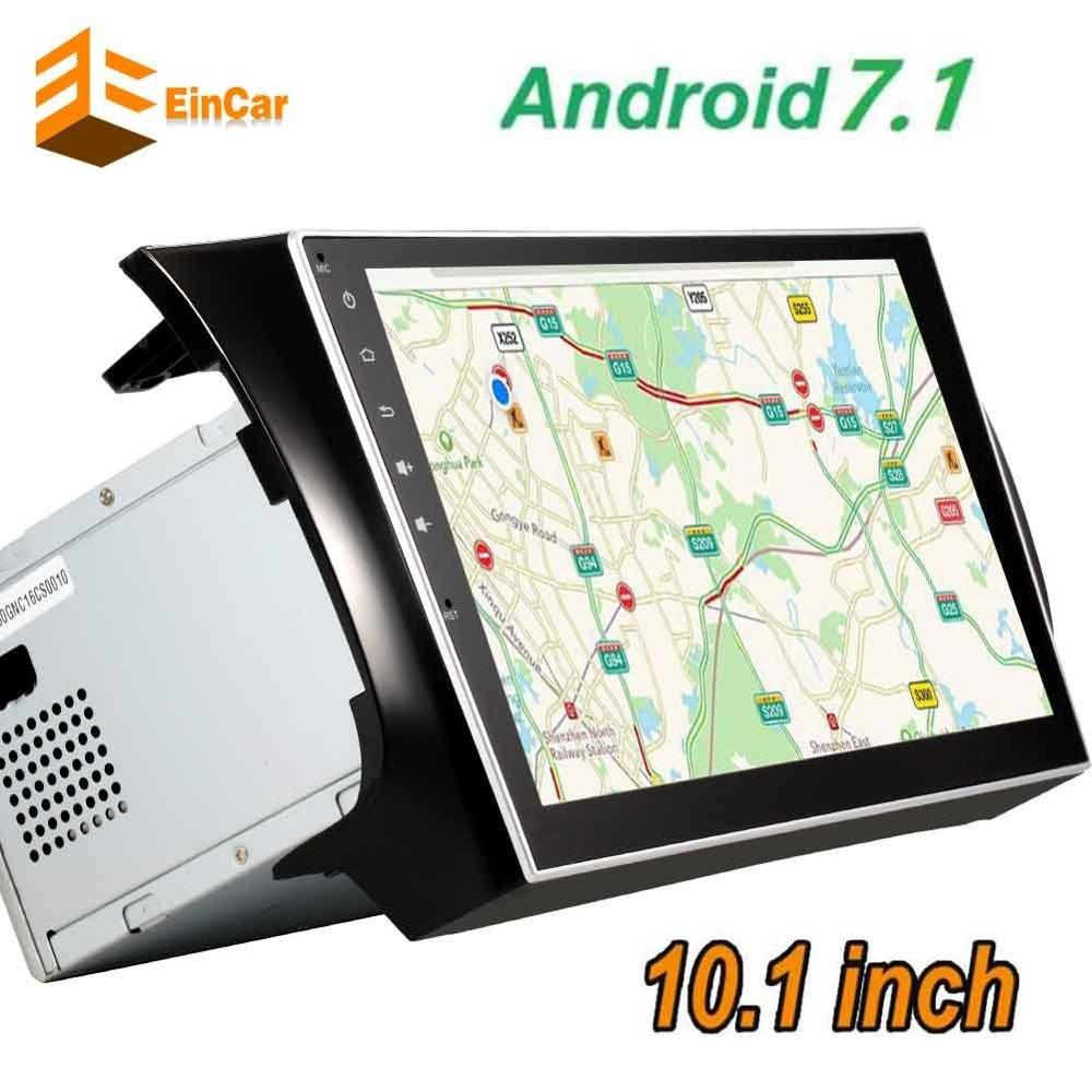 Android 7.1 2din Car pc Stereo 10 Inch Tablet Headunit for Nissan with No DVD Player Autoradio FM GPS navigation Reverse camera