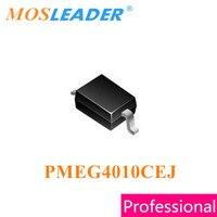 Mosleader PMEG4010CEJ SOD323F 1000PCS 3000PCS SOD323 PMEG4010 Made in China High quality