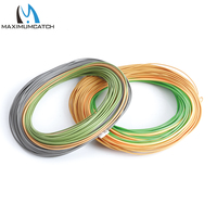 Maxcatch Weight Forward Perception Floating Fly Fishing Line 90FT 4WT 5WT Trout Fly Line