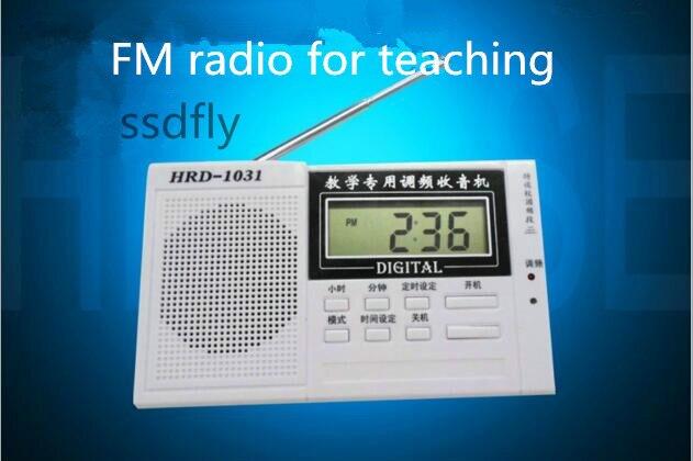 Tragbares Audio & Video Kebidumei Tragbare Mini Frequenzmodulation Digitale Led-anzeige Fm-radio-empfänger Signalverarbeitung Mit Kopfhörer Up-To-Date-Styling