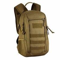 Military Backpack Camouflage Mochila Men Women Molle Outside Rucksack Trek Backpacks Bag 12L Small Backpacks