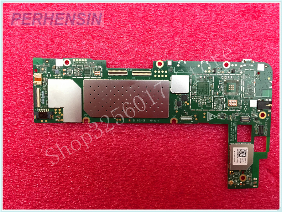 FOR DELL For Venue 8 T02D003 (3840) 8 Tablet 16GB Motherboard JM0VR 0JM0VR 100% WORK PERFECTLYFOR DELL For Venue 8 T02D003 (3840) 8 Tablet 16GB Motherboard JM0VR 0JM0VR 100% WORK PERFECTLY