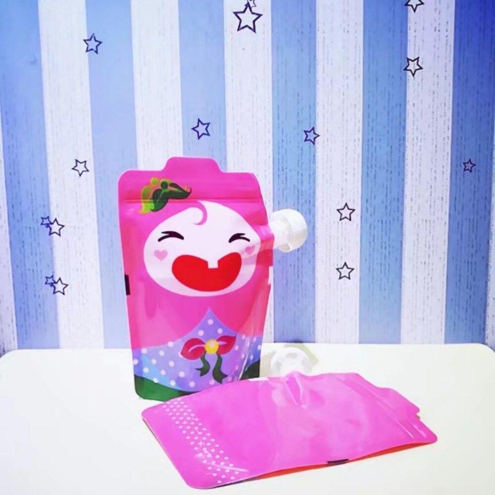 5 stk / partij Hot Koop BPA Gratis Baby Gemakkelijk Voedsel Jelly - Home opslag en organisatie