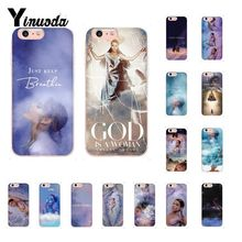 Yinuoda Ariana Grande God is a woman Custom Photo Soft Phone Case for iPhone X XS MAX  6 6s 7 7plus 8 8Plus 5 5S SE XR 10 yinuoda stranger things custom photo soft phone case for iphone x xs max 6 6s 7 7plus 8 8plus 5 5s se xr 11 11pro max
