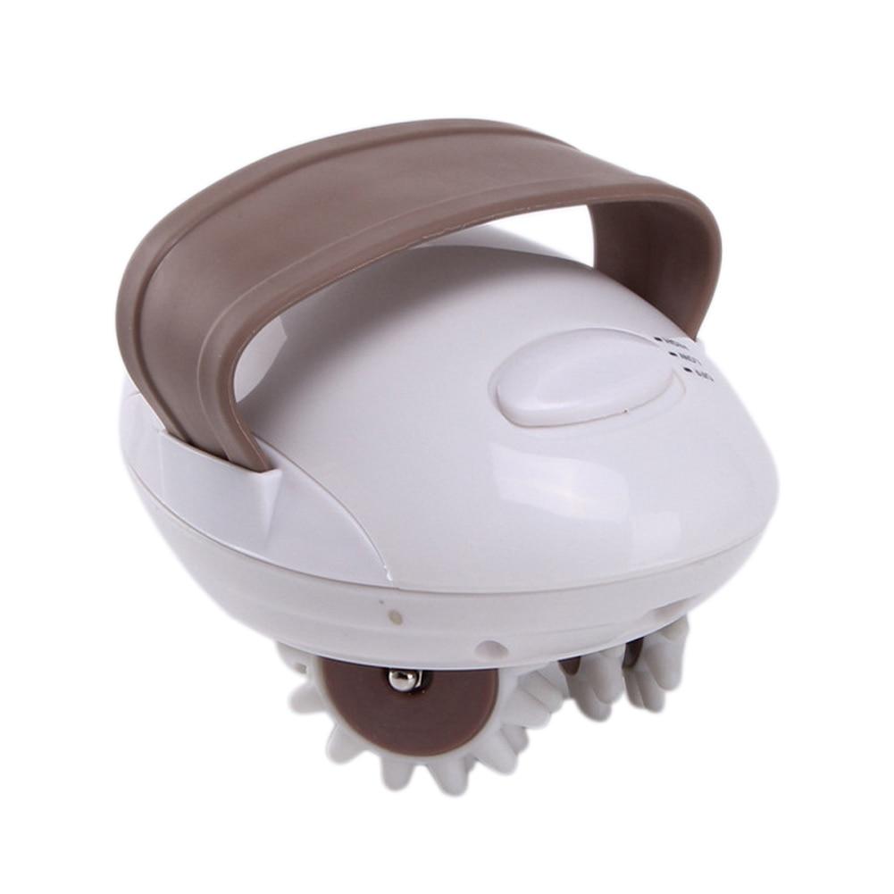 3D Electric Facial Massager Roller Fat Burner Body Slimming Anti-cellulite Massaging Slim Device Spa Vibration Machine DSG-Shipp