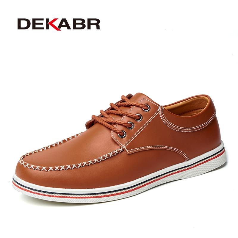 ruggine moda scarpe lavoro blu cucito a marrone pelle 47 mano Dekabr Big nuovo da casual qualità Size uomo nero in 46 di alta splendidamente IqTzCaw