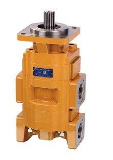 Double gear oil pump CBV2100/2100-BF hydraulic pump high pressure pump