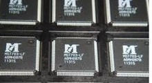 Mst703-lf lcd ic chip electronic components zero accessories