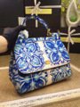 New handbag fashion leather shoulder bag lady cross portable printing package killer package