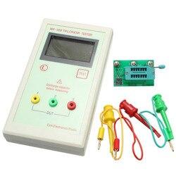 MK-328 Transistor Tester Capacitor ESR Inductance Resistor Meter LCR NPN PNP MOS
