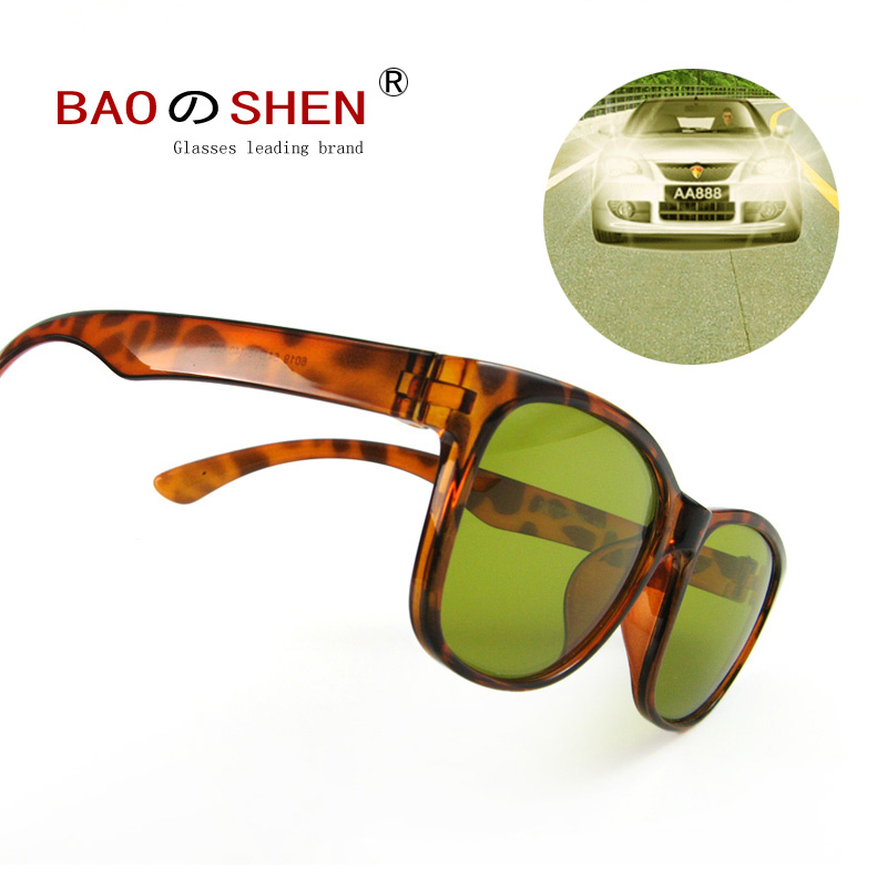 Polarized mirror Driving mirror night vision HD glasses driving at night special female anti high beam light in Men 39 s Night Vision Glasses from Apparel Accessories