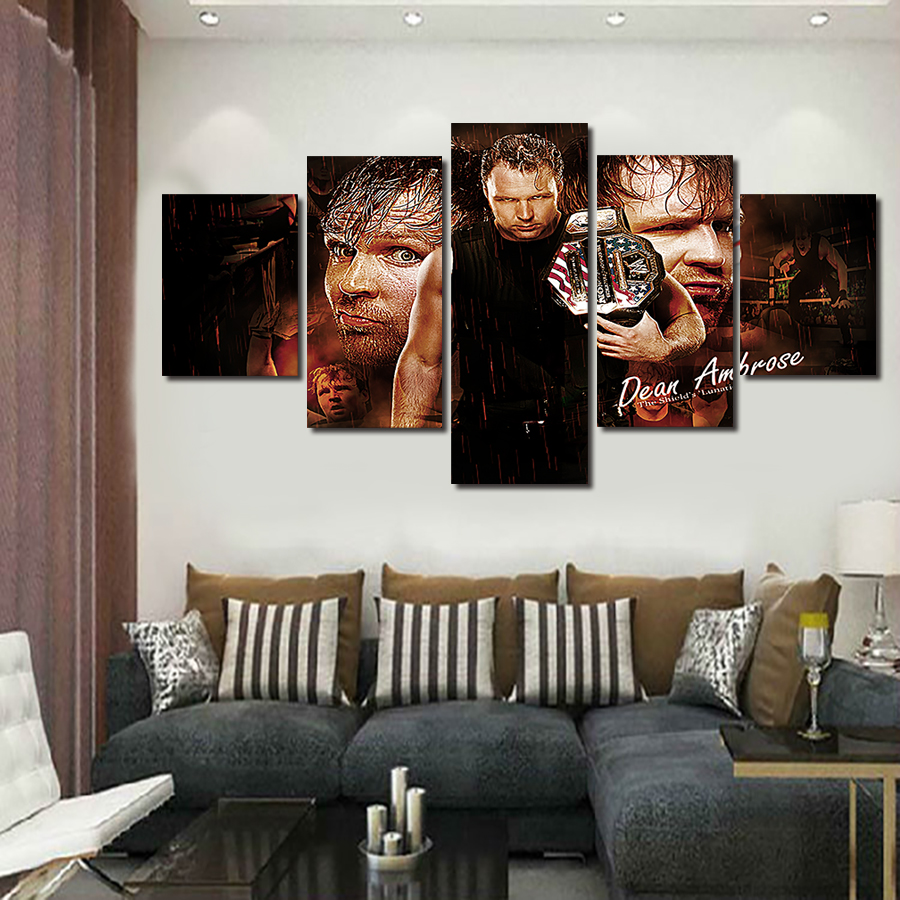 Wwe Wall Decor Home Decore Inspiration
