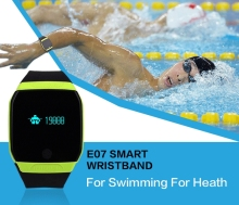 Waterproof Bluetooth Sport Smart band Pedometer Fitness Tracke Smartband for Android iOS Professional swimming Bracelet E0gS