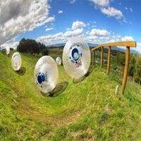 zorb ball 3 M diameter human hamster ball 0.8 mm PVC material outdoor game