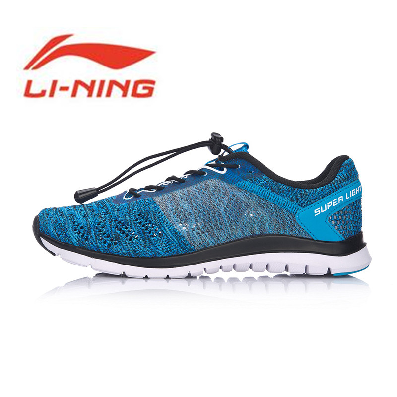 Li-Ning YOUNG Kid's Super Light XIV Running Shoes Li-Ning Cloud Cushion Sneakers Breathable Li Ning Sports Shoes ARBM046 original li ning men professional basketball shoes