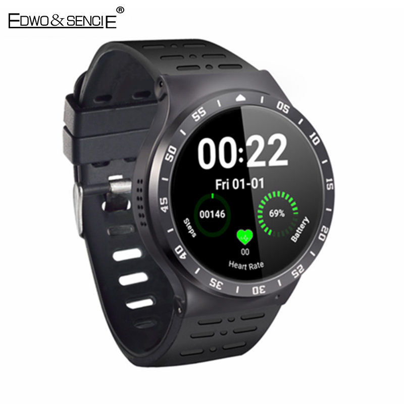HOT EDWO S99A Smart Watch Quad Core Android 5 1 WIFI 3G GPS 512MB RAM 8GB