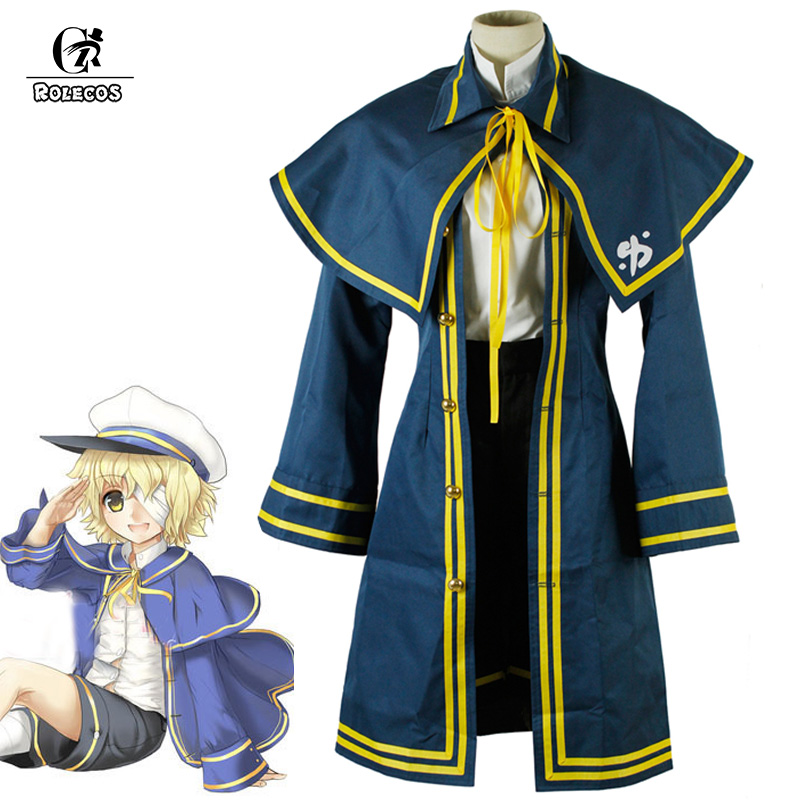 Custom Made Plus Size Anime Vocaloid 3 Oliver Uniform ...