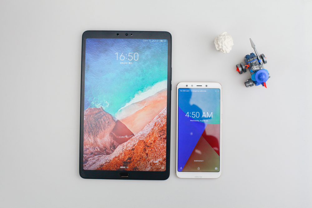 Original Xiaomi Mi Pad 4 MiPad 4 Plus Tablet 10.1 PC Snapdragon 660 Octa Core Face ID 1920x1200 13.0MP+5.0MP 4G Tablets Android (5)