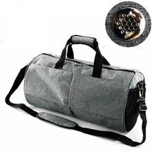50L Waterproof Sports Gym Bag for Women Men Fitness Yoga Travel Luggage Bags Shoes Storage Shoulder Crossbody Bag training bag