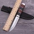 SR K30 Мини фиксированным лезвием ножа 5Cr13 отдых на природе выживание карманный ножи открытый охота Портативный EDC инструмент лучший подарок бесплатно доставка