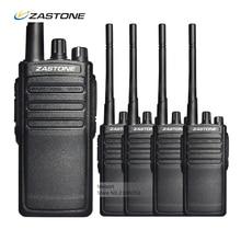 4 шт. IP66 Водонепроницаемый Walkie Talkie Трансивер 8 Вт UHF 400-520 МГц Двухстороннее Радио Европа Частоты Walkie рации Для Охоты Радио