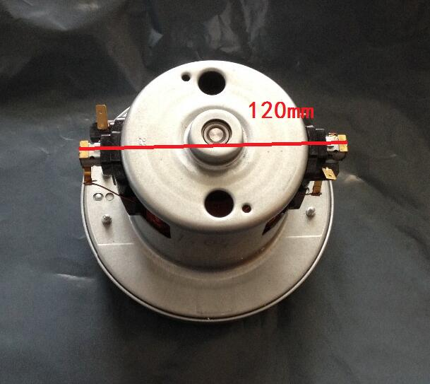 Universal motor CRS-130 Thru-Flow Vacuum cleaner motor copper wire motor  1800W 2000W small motor diameter 130mm motor copper wire tensionmeter measurement at reasonable prices