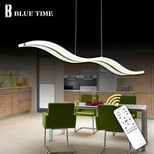 Hanging Lamp Modern LED Pendant Light For Dining room Kitchen Living Luminaires Input AC110V 220V Ceiling Home