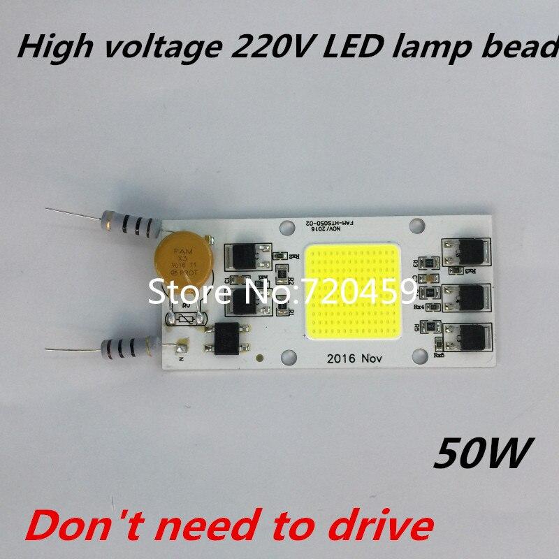 Hi Voltage Lamp : Pcs don t need to drive high voltage v input led lamp