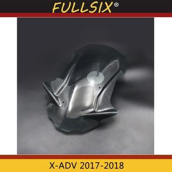 Motorcycle Parts Motorcycle Windshield WindScreen Viser VIsor Front Glass for HONDA XADV X-ADV 2017 2018