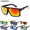Ninguna caja de la marca de moda los hombres gafas de sol gafas de sol feminino retro vintage gafas Mujeres/Hombres deporte eyewear UV400 gafas gafas
