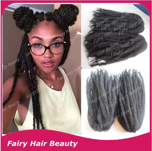 Price 20inch Fold Black Hair Synthetic Afro Twist Braiding Marley Braid Free