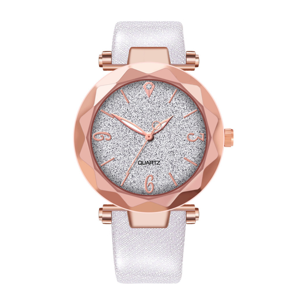 women watch 2019 luxury alloy women watches horloges vrouwen Fashion wild alloy strap montre gift men's and women's watches  AA4