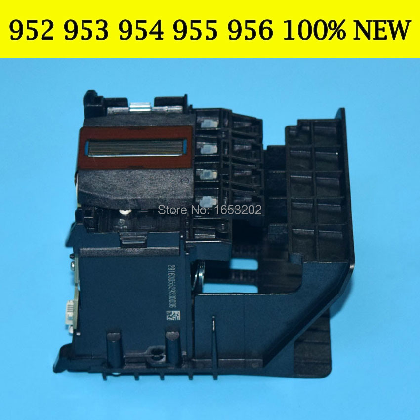 100 New Original Printhead For HP952 HP953 H954 HP955 Print Head For HP Officejet Pro 7740