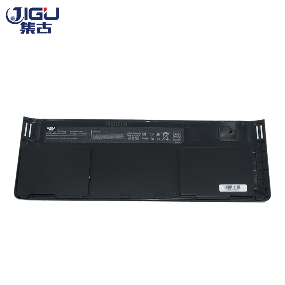 JIGU 6Cells Laptop Battery 0D06XL 0DO6XL H6L25AA H6L25UT HSTNN-IB4F W91C OD06XL For <font><b>HP</b></font> EliteBook <font><b>Revolve</b></font> <font><b>810</b></font> G1 Tablet G3 830 image