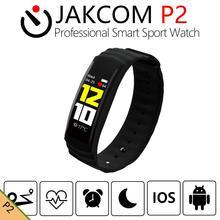 JAKCOM P2 Profissional Inteligente Relógio Do Esporte venda Quente em Smart alarma tricô contador mini gps Trackers Atividade como llavero