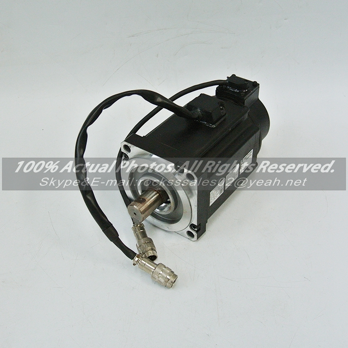 Allen Bradley Servo Motor TL-A410M-BJ32AA Used In Good Condition With Free DHL / EMS used in good condition allen bradley panelview c400 2711c t4t ser a with free dhl ems