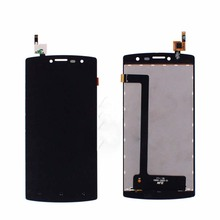 Black color font b smartphone b font For Archos 50B Platinum LCD Display and Touch Screen