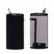 Черный цвет смартфон для Archos 50B платины ЖК-дисплей Дисплей и Сенсорный экран Датчик планшета Соберите Замена 1 шт./лот