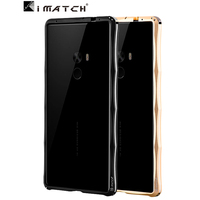 For Xiaomi Mi Mix Case High Quality Ultra Thin Slim Aluminum Metal Stand Bumper Case For