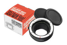 Auto Focus AF Electronic Lens Adapter Ring for Canon EF EF-S to EOS M EF-M Camera