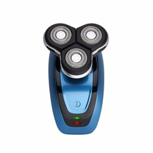 Portable Electric Shaver Whole-body Waterproof USB Rechargeable Rotary ShaverMen Facial Cleaning Brush