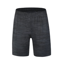 Sport Uomini Palestra Compressione Stretti Pantaloncini Da Corsa Nero Pantaloni pantaloni Slim Pantaloncini Fitness