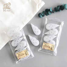 6/10pcs Set Mini Simple White Correction Correcting Tape Creative Stationery Corrector Student Gift School Office Supplies 8m