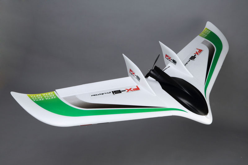 FX-61 Phantom  1550mm Flying Wing  Rc Airplane/ Fixed Wing Aircraft  Without electronic equipment phantom канистра пластиковая для гсм phantom 10л