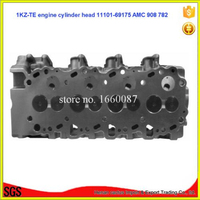 complete Cylinder head 1KZ TE assembly/ASSY Land Cruiser 90/Prado/4 Runner/Hi lux 2982cc 3.0TD 8v 2000