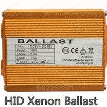 Polarlander 2pcs New 12V 35W HID Xenon Ballast for all any hid lamps Gold Ballast Digital Slim