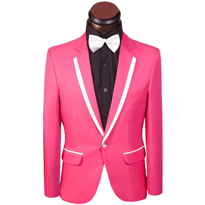 Prom Suits Pink - Go Suits
