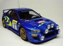 1/24 échelle assemblée voiture modèle Impreza WRC 98 monte-carlo voiture modèle bricolage Tamiya 24199