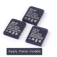 Durable Smart Watch Battery 1 Pcs LQ-S1 AB-S1 HKX-S1 3.7V 38